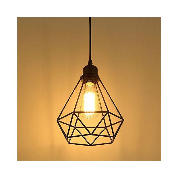 Lámparas de techo diamante