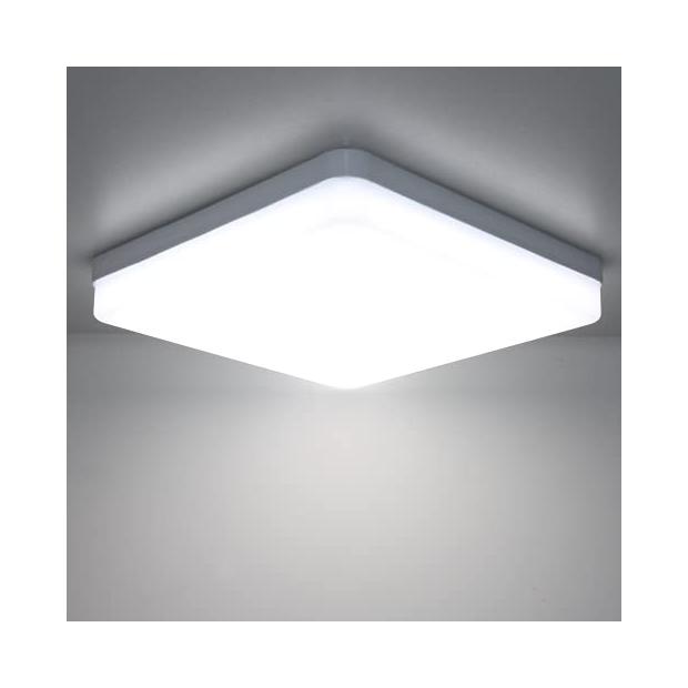 Lámparas de techo finas