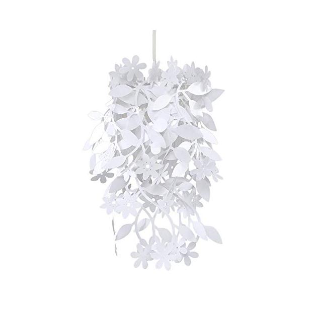 Lámparas de techo flor