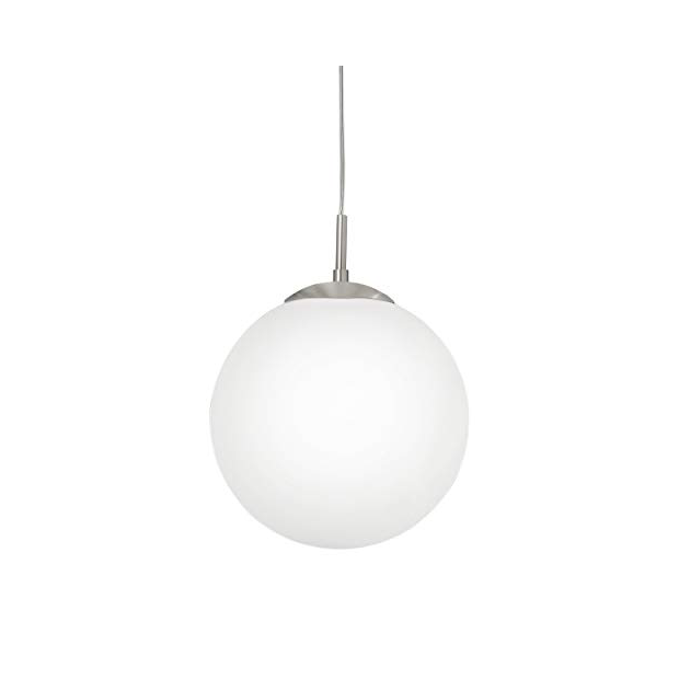 Lámparas de techo globo de cristal