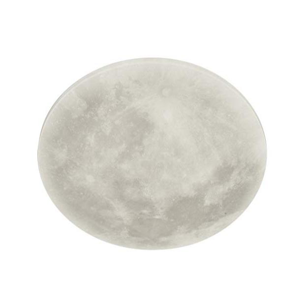 Lámparas de techo luna