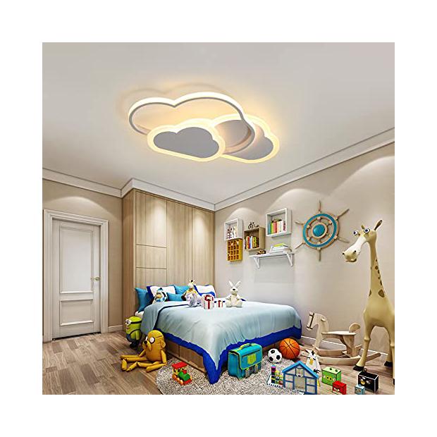 Lámparas de techo nube