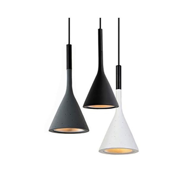 Lámparas de techo para isla de cocina