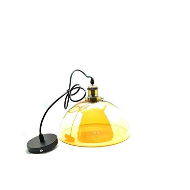 Lámparas de techo semiesfera
