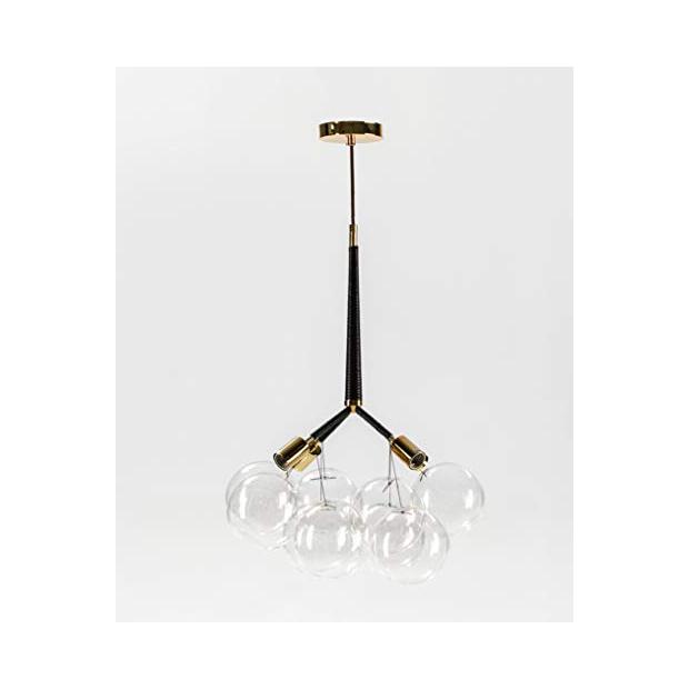 Lámparas de techo vidrio soplado