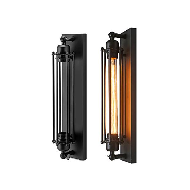 Lámparas estilo industriales