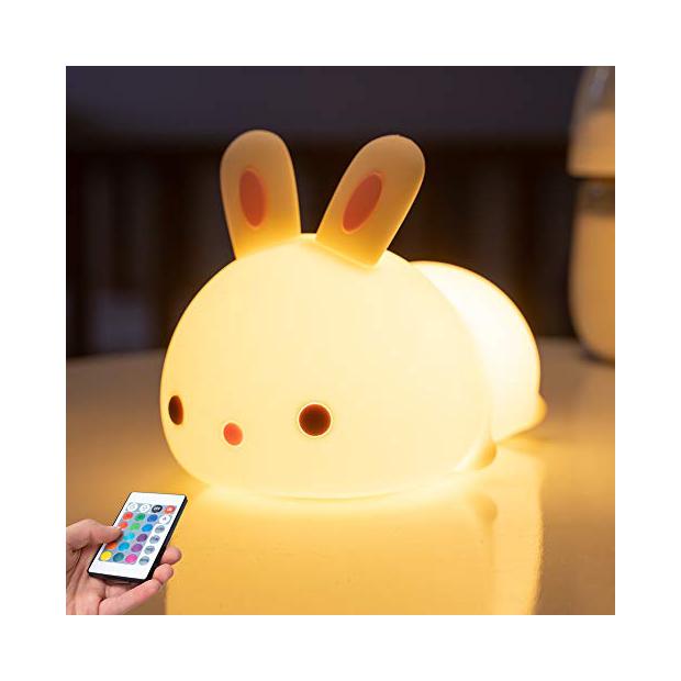 Lámparas infantiles de conejo