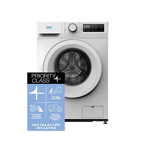 Lavadoras secadoras con ahorro energetico