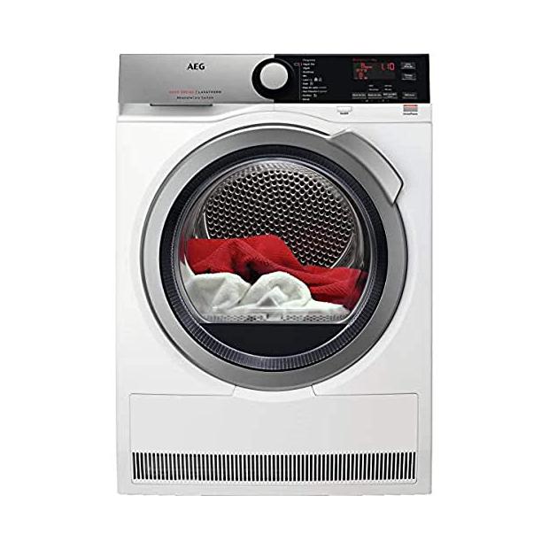 Lavadoras secadoras con bomba de calor