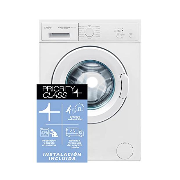 Lavadoras secadoras con medidas reducidas