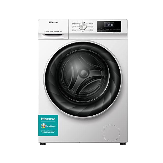 Lavadoras secadoras con programas cortos