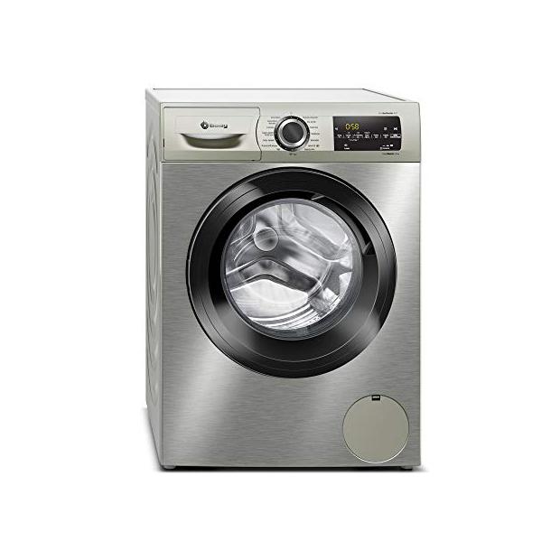 Lavadoras secadoras de acero inoxidable