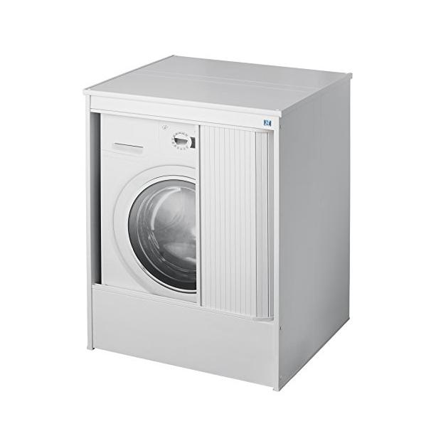 Lavadoras secadoras de aluminio