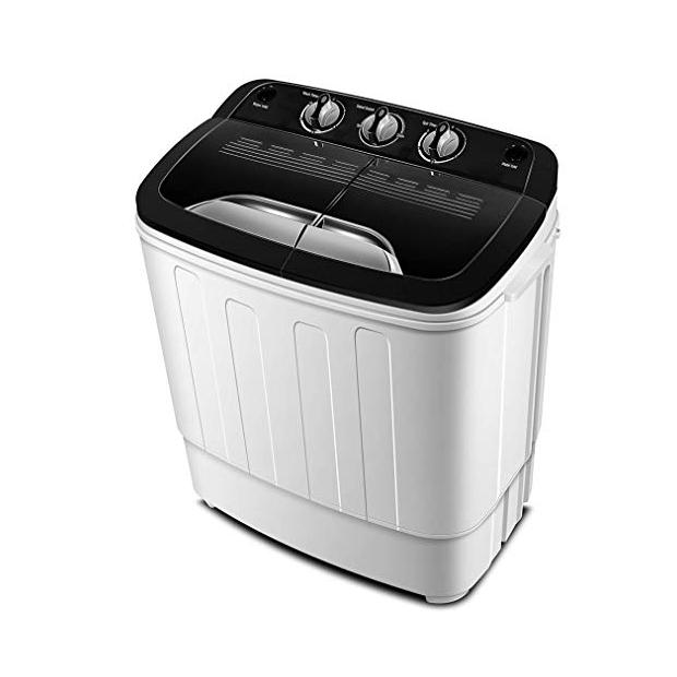Lavadoras secadoras de doble tambor