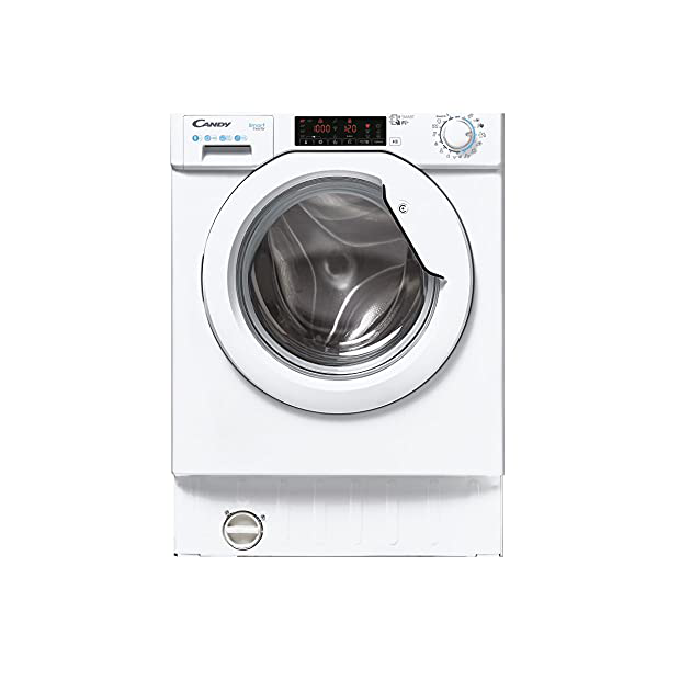 Lavadoras secadoras integrables