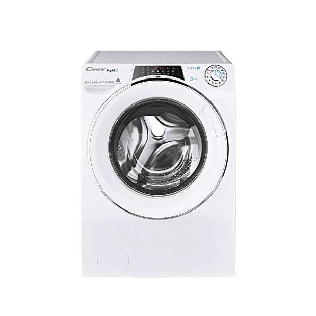 Lavadoras secadoras inteligentes