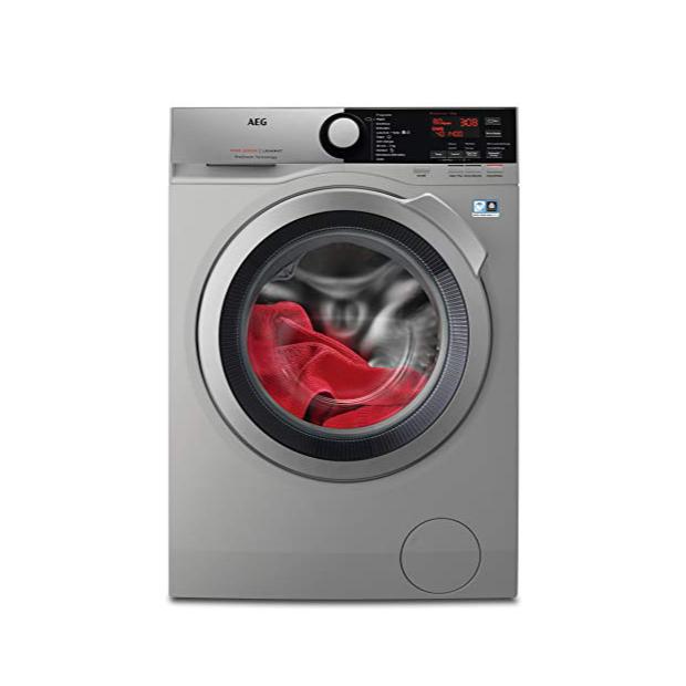 Lavadoras secadoras metalizadas