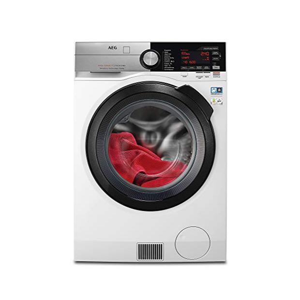 Lavadoras secadoras negras