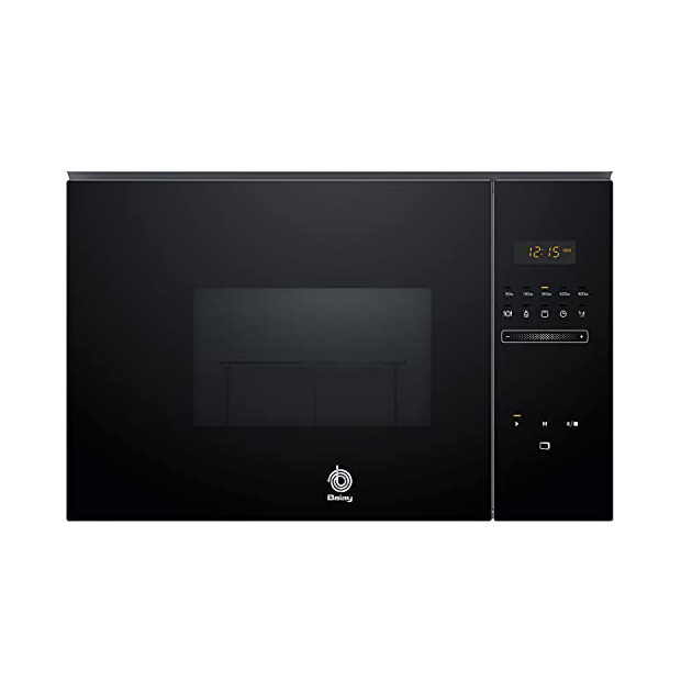 Microondas integrables sin grill