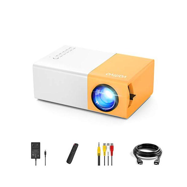 Mini proyectores HD