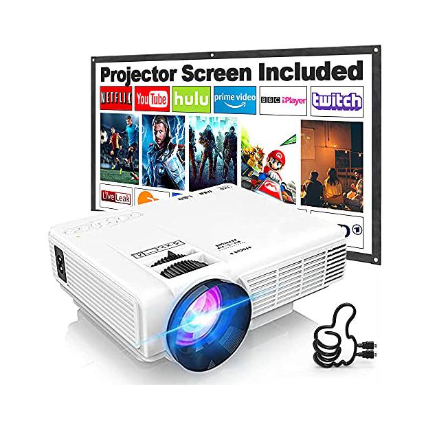 Mini proyectores con entrada HDMI