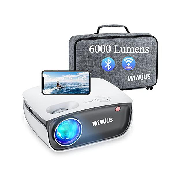 Mini proyectores para tablet