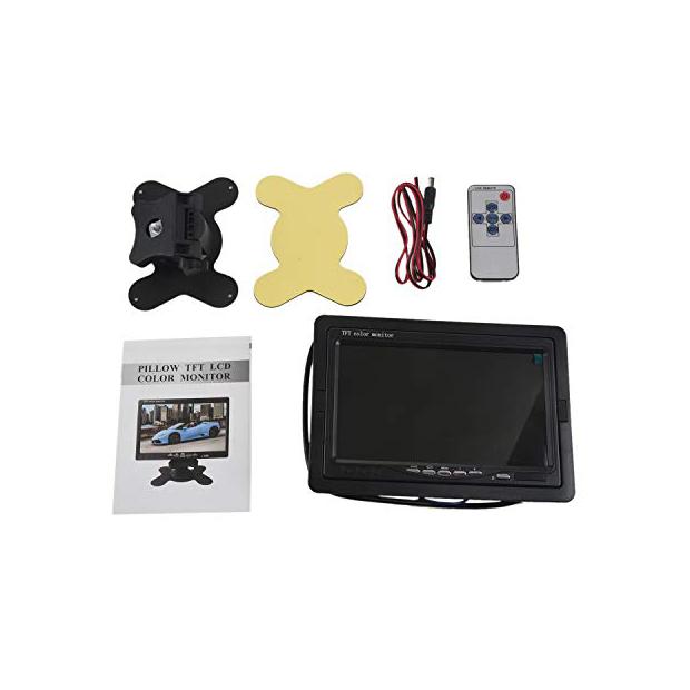 Monitores con HDMI para coche