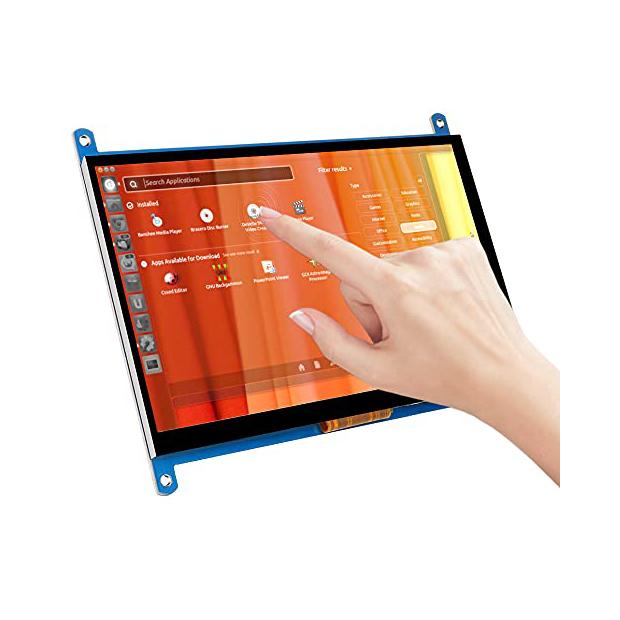 Monitores con HDMI táctiles