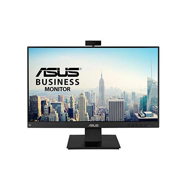 Monitores de PC con camara y altavoz
