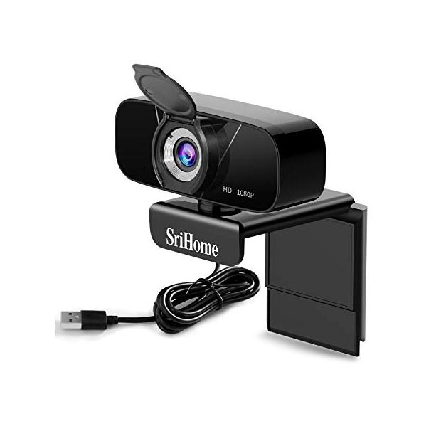 Monitores de PC con webcam integrada