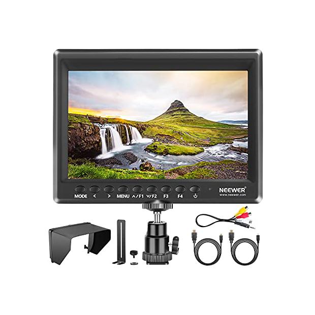 Monitores externos cámaras