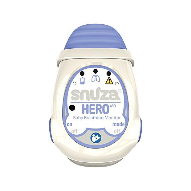 Monitores para ver respiracion de bebe