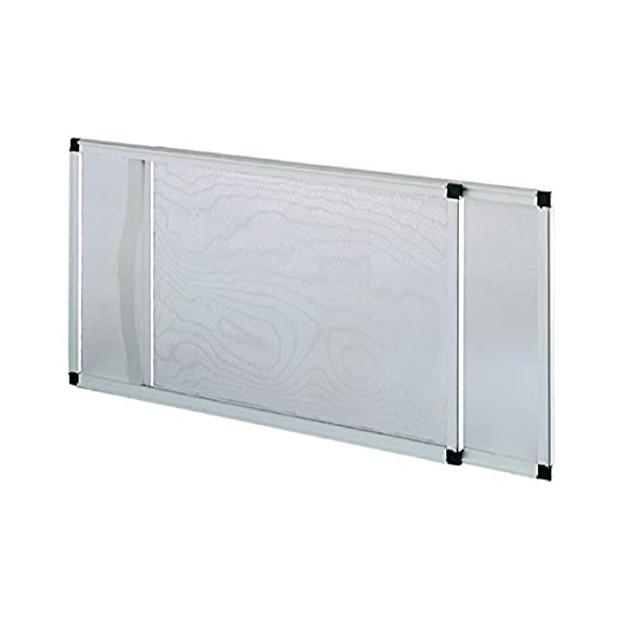 Mosquiteras extensibles de aluminio para ventana