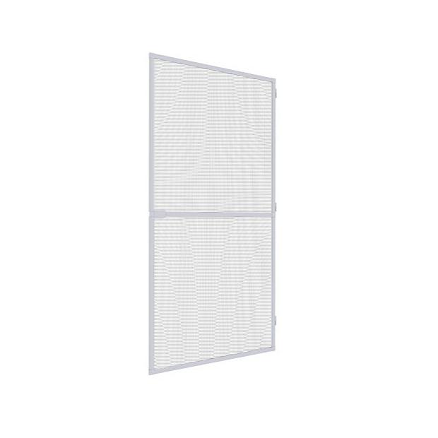 Mosquiteras para puerta de aluminio abatibles
