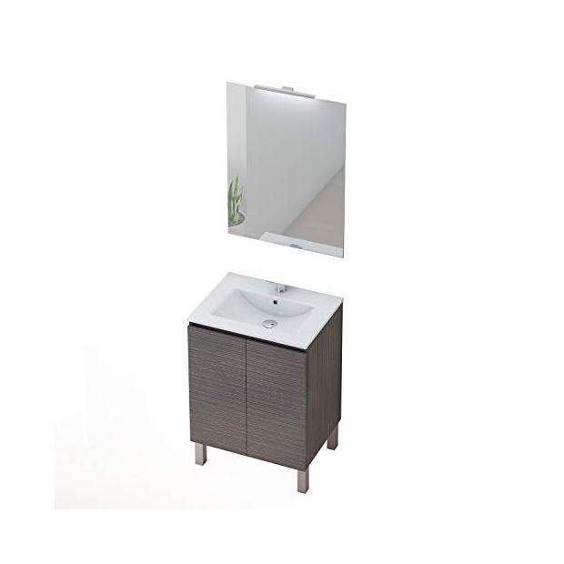 Muebles de baño 120 cm con patas