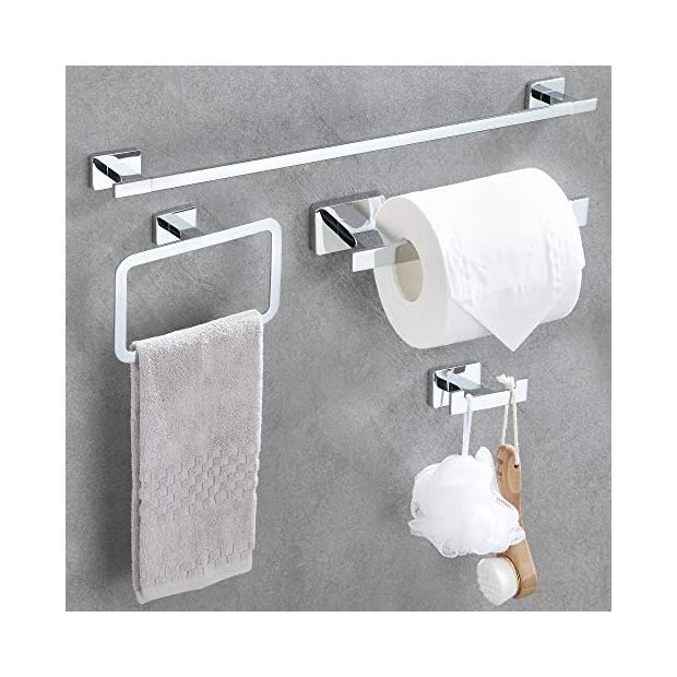 Muebles de baño con toallero incorporado
