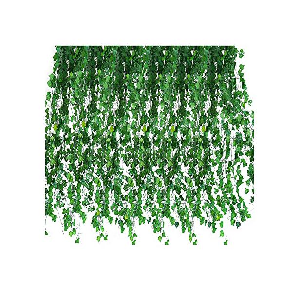 Plantas artificiales de jardín verticales