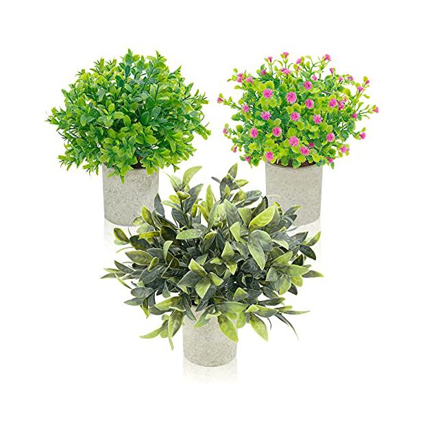 Plantas artificiales medianas