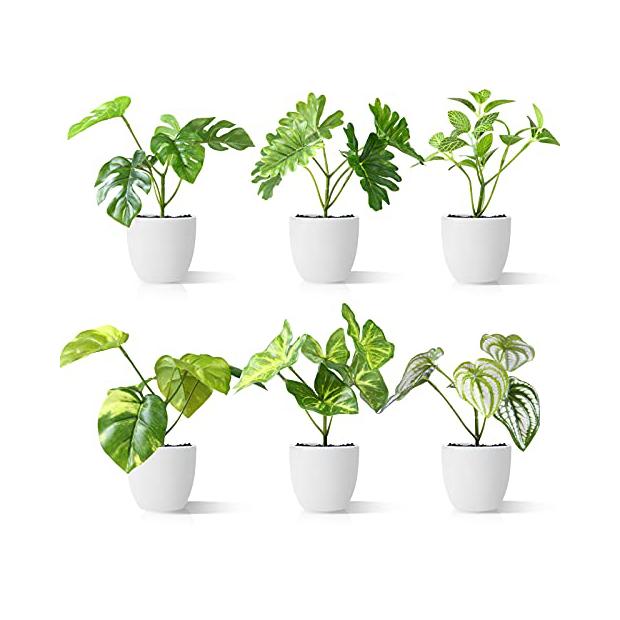 Plantas artificiales mini