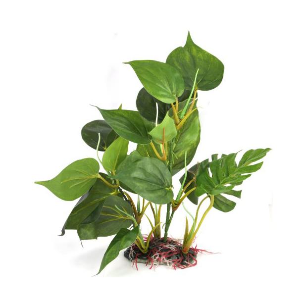 Plantas artificiales para pecera