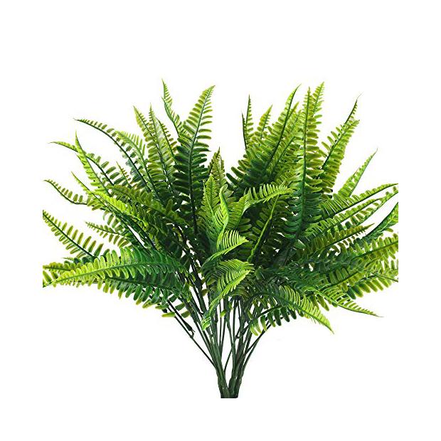 Plantas artificiales sin maceta