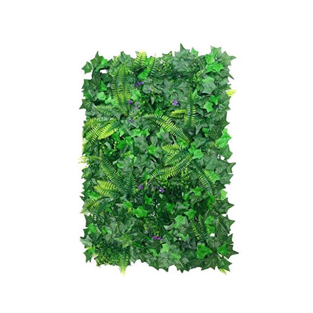 Plantas artificiales verticales
