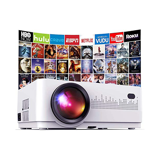Proyectores con DVD incorporado