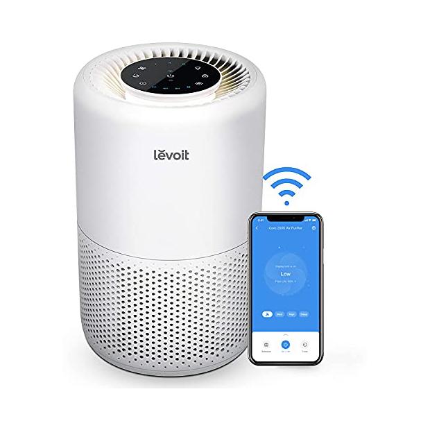 Purificadores de aire compatibles con Alexa