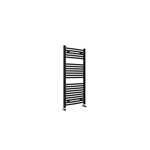 Radiadores toalleros negros