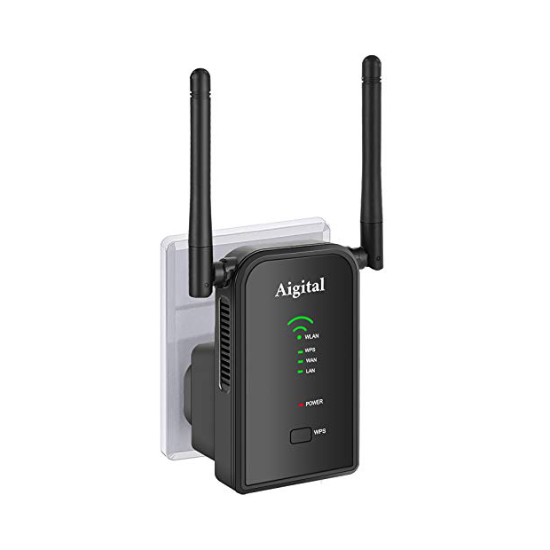 Repetidores WiFi Aigital