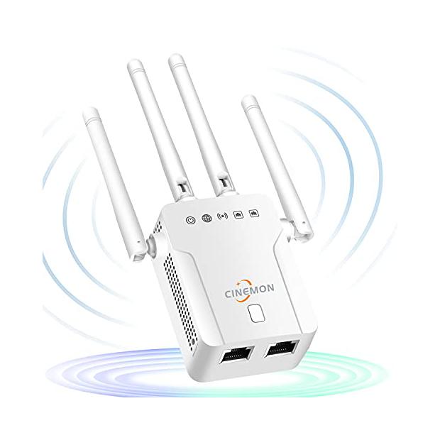 Repetidores WiFi para 200 metros