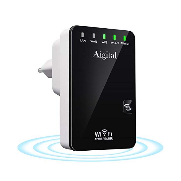 Repetidores WiFi para camara ip