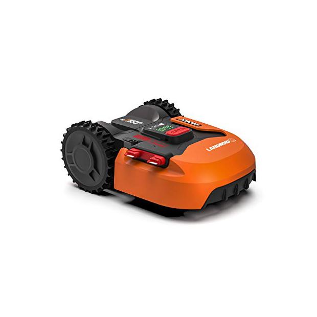 Robot cortacésped sin cable perimetral