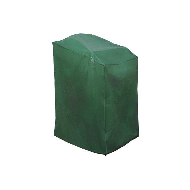 Sillas de jardín de plástico verdes